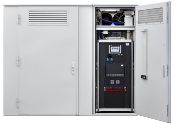 Infrastructure Backup H2 Hydrogen Generator