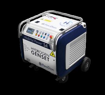 4kW Portable Hydrogen Generator